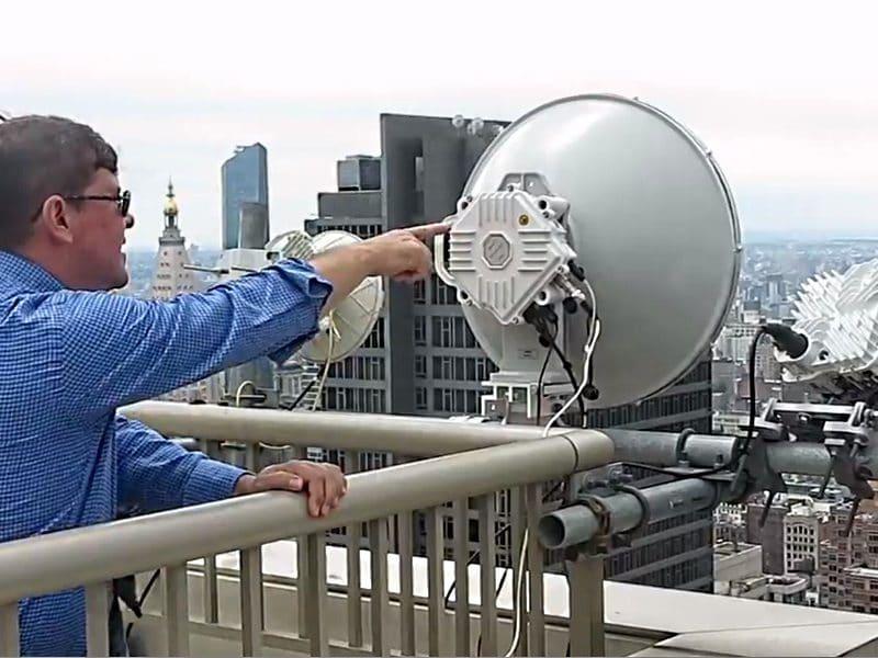 Manhattan installation
