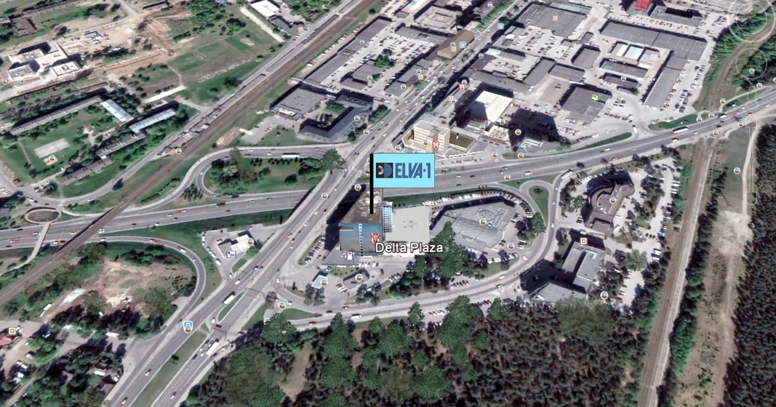 ELVA-1, Pärnu mnt.141, Delta Plaza Ärikeskus, 10 korrus, Tallinn, 11314, Estonia