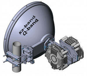 PPC-10G Radio with 60 cm antenna
