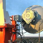 19.5 km Record Distance Wireless Path for ELVA-1 70/80 GHz 10 Gbps Radio Link