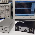 SYN-E Generator provides a highlevel of RF signal purity for E-band and W-band equipment testing
